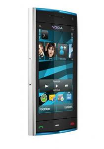Nokia X6 32GB White