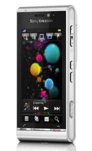 Sony Ericsson Satio U1i